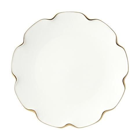NUBE Plate Large Gold