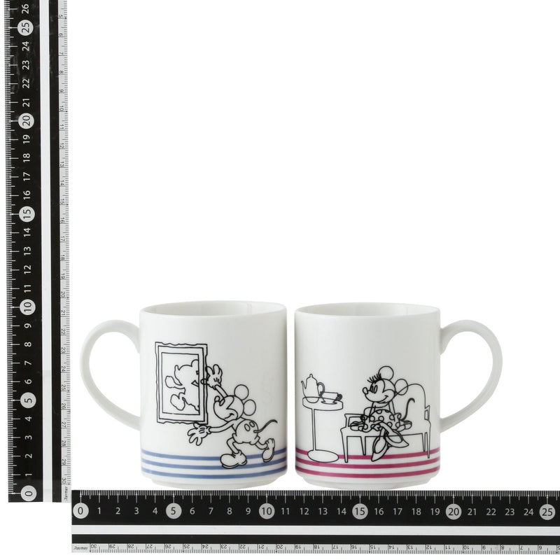 DSY MC Pair Mug Room