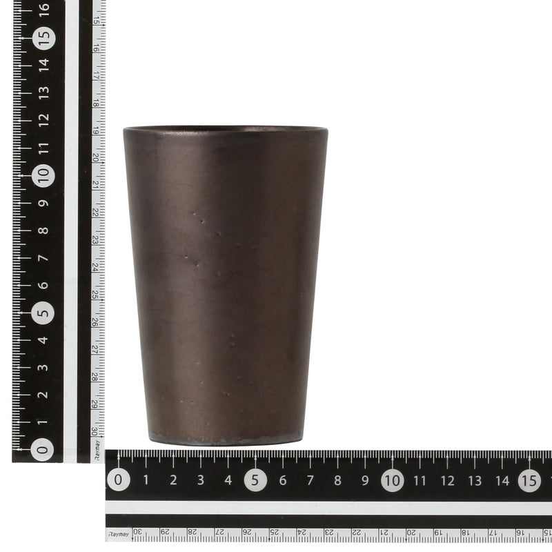 Master Recipe TUMBLER Ceramic Medium Black