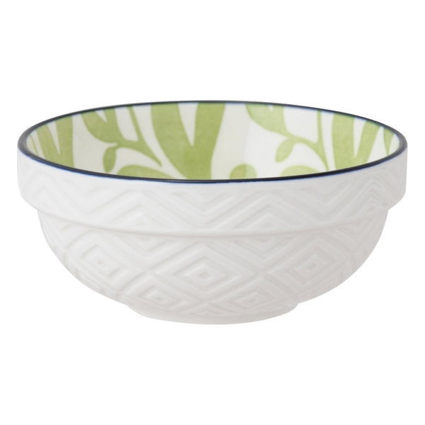 IROIRO2 Stacking Dish Leaf Green