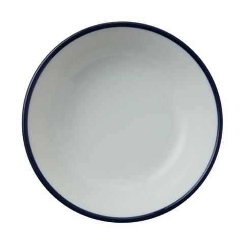 BLUE RIM Bowl 4P Small