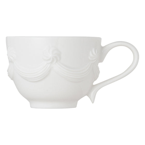 WHIP Cup & Saucer White