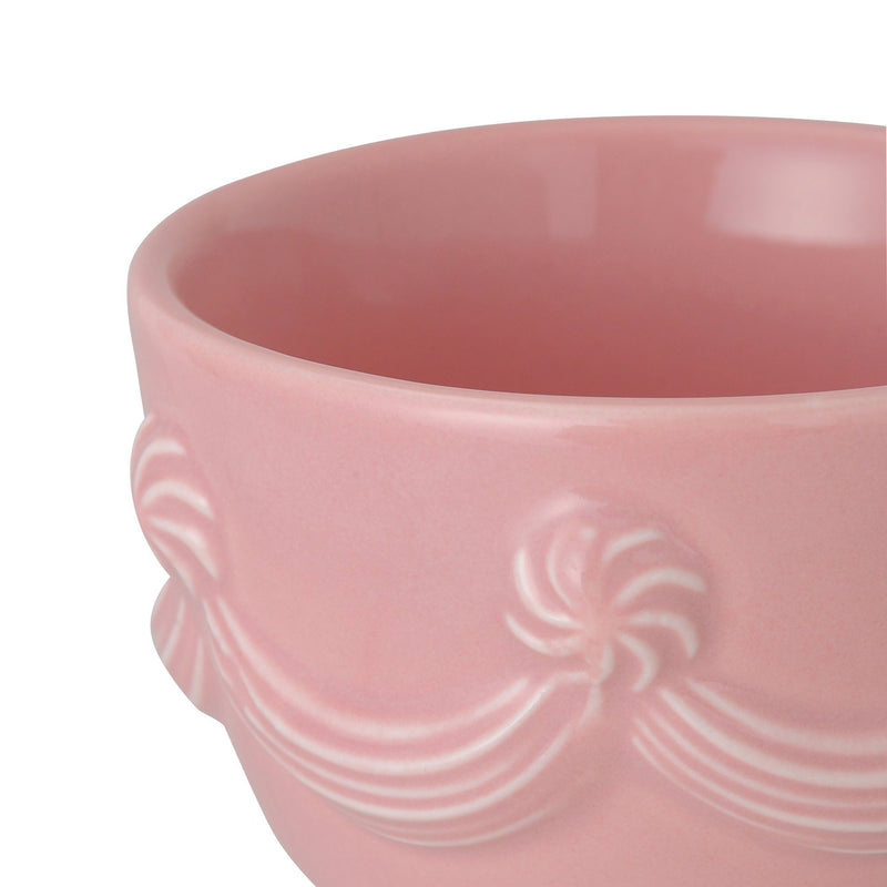 WHIP Cup & Saucer Pink