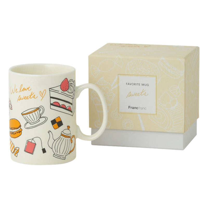 FAVORITE Mug Sweets