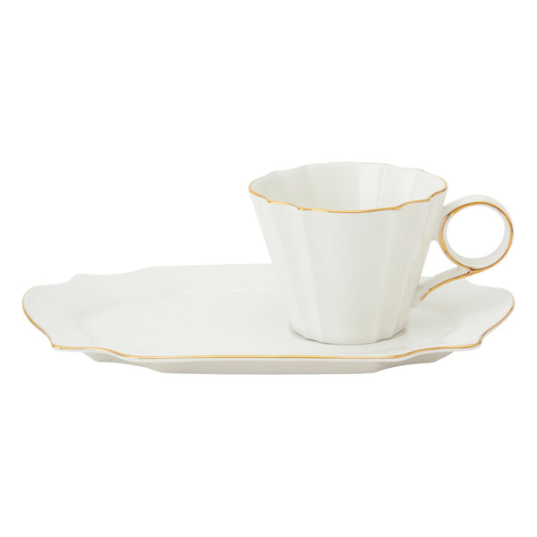 BIANCO Cup & Saucer