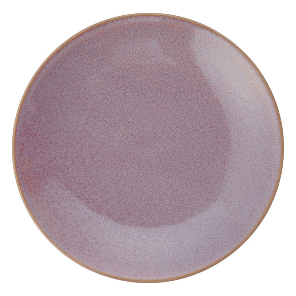 MINOYAKI Irodori Plate Medium Purple