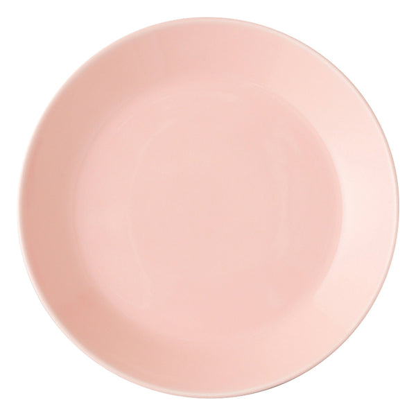 COULEURS Plate Plain Small Pink