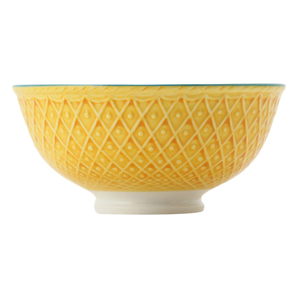 IROIRO Rice Bowl Flower Yellow x Green