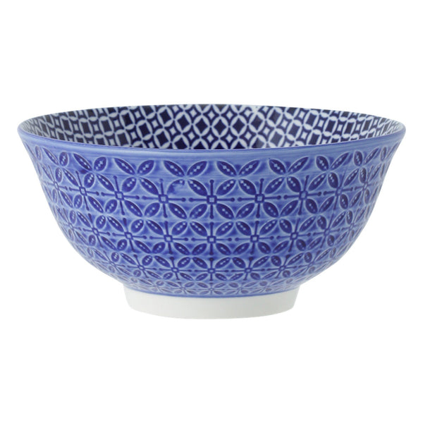 IROIRO Large Bowl Circle Blue