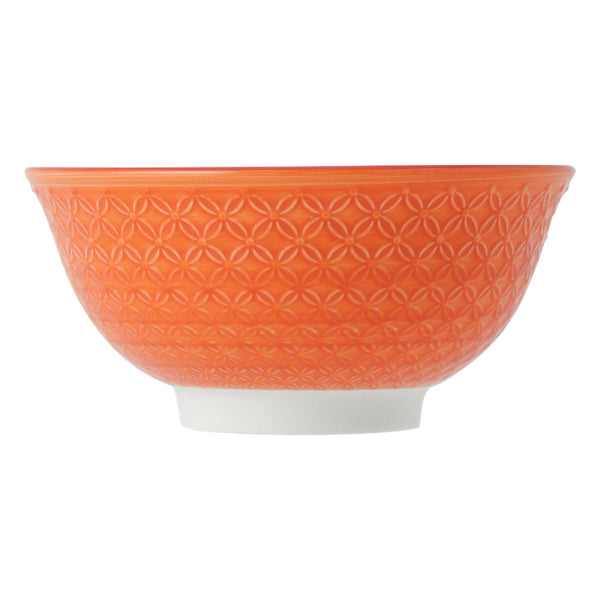 IROIRO Large Bowl Petal Orange