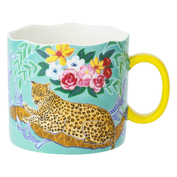ANIMALE MUG LEOPARD