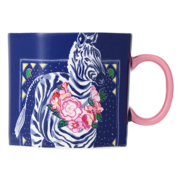 ANIMALE MUG ZEBRA