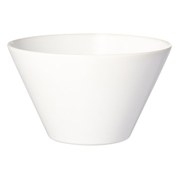 LIGHTWEIGHT DEEP BOWL Small  White