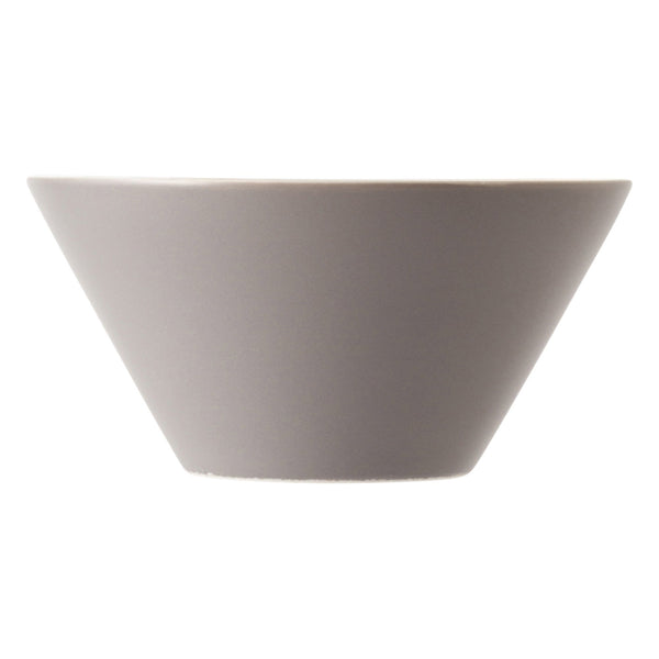 LIGHTWEIGHT DEEP BOWL Large  Gray