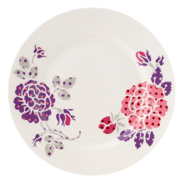 ROSE Plate White