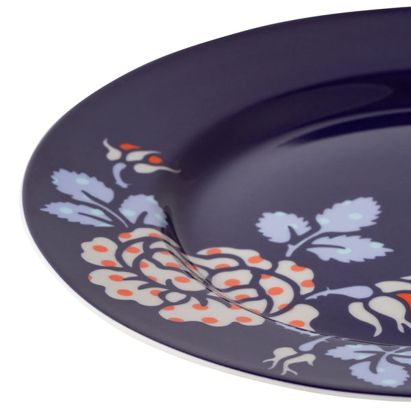 ROSE Plate Navy