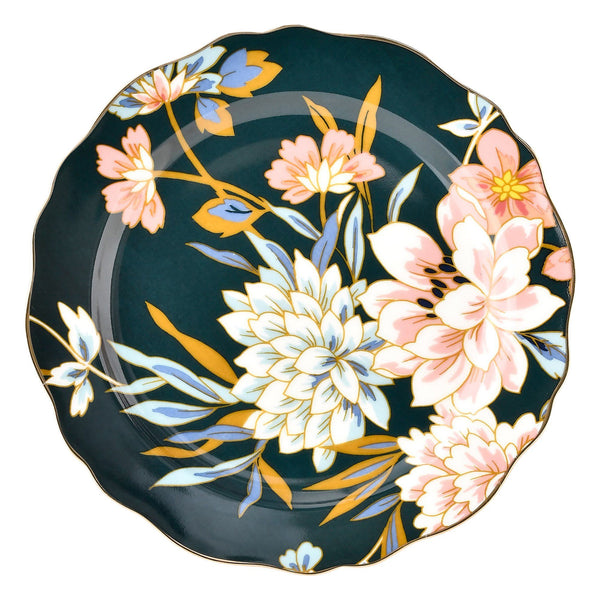 CHINOIS PLATE Green