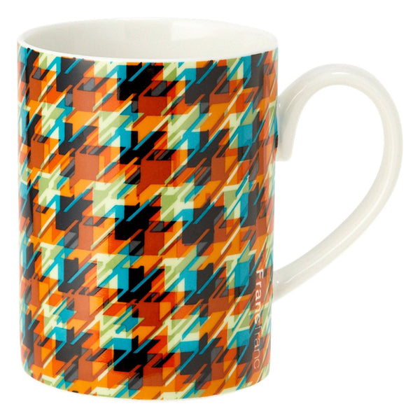 MODE MUG HOUNDSTOOTH Green