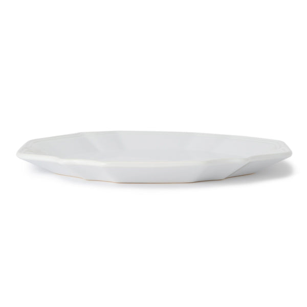 LINIE PLATE Large White