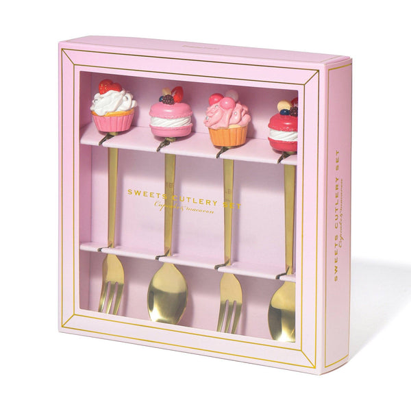 SWEETS Cutlery SET PINK