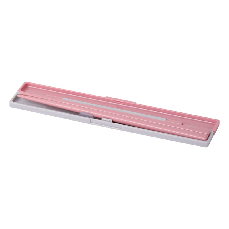 LEBORA Slim Lunchchopsticks Pink