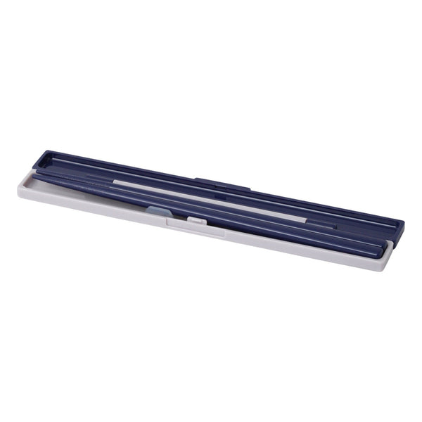LEBORA Slim Lunchchopsticks Navy