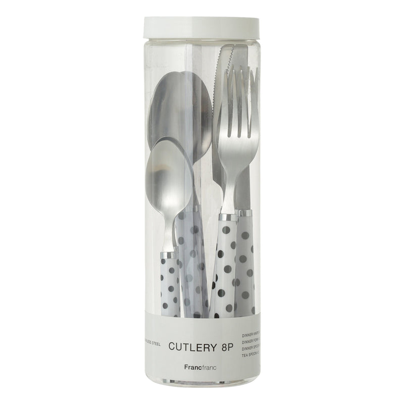 BELLE Cutlery 8P Set Dot