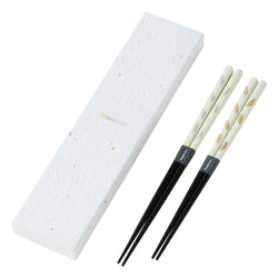 PAIR GIFT Chopsticks Feather