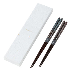 PAIR GIFT Chopsticks Glitter