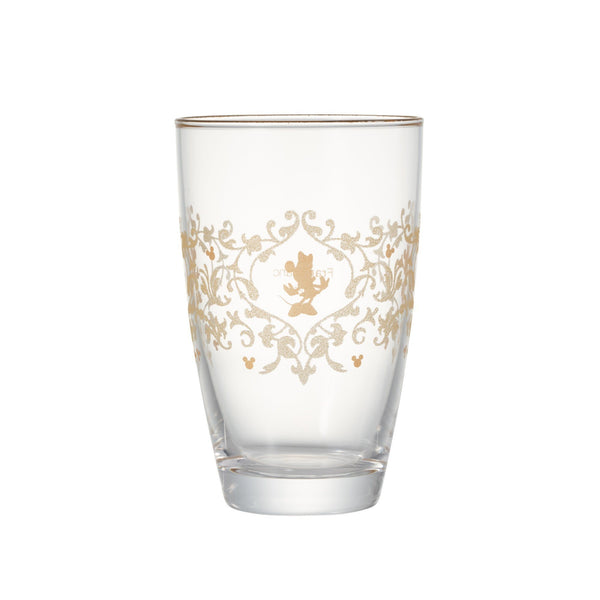 DSY GLASS TUMBLER ARABESQUE GD