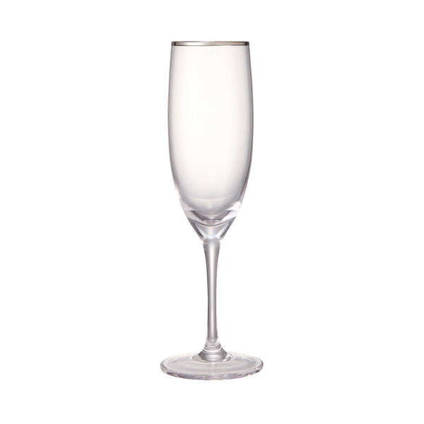 RIM CHAMPAGNE GLASS SV