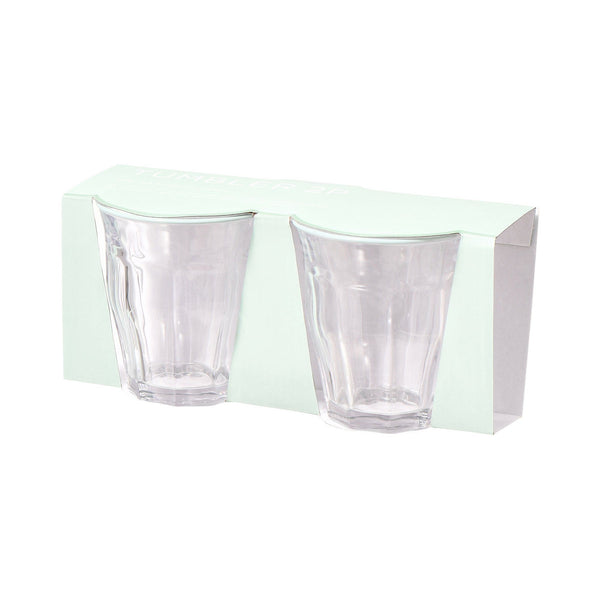 COLOR RIM TUMBLER 2P MINT