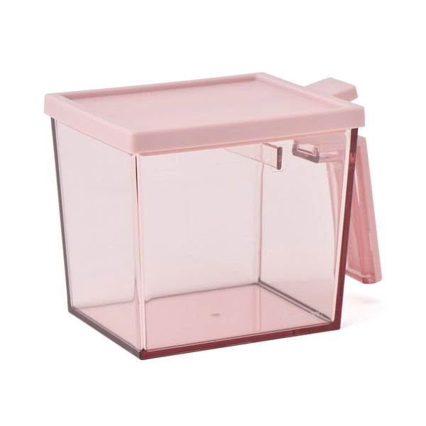 STACKING COOKING CONTAINER Large Pink