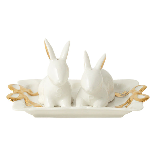 SALT & PEPPER Set Rabbit
