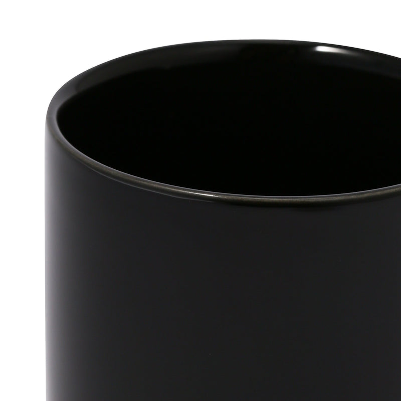 CAT CANISTER SALT BLACK