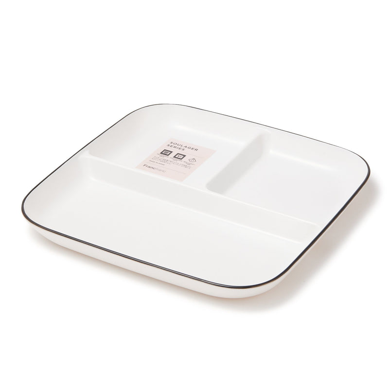 SOULAGER SEPARATE PLATE WH