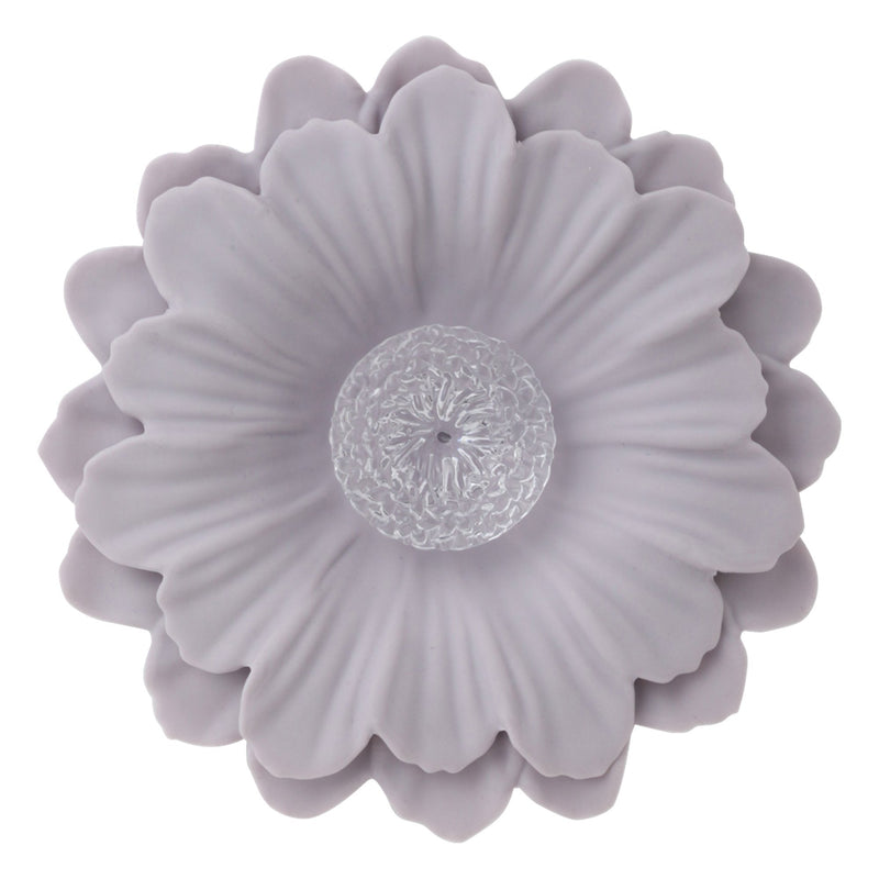 FLOWER Cup Cover Zinnia Purple