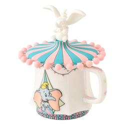 DSY DUMBO Cup Cover Pink x Blue