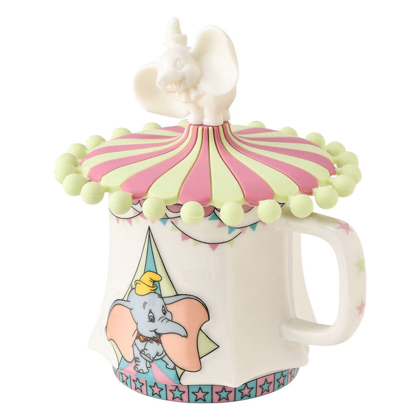 DSY DUMBO Cup Cover Pink x Green