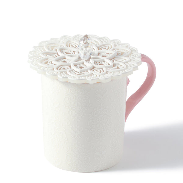 FORMA CUP COVER White