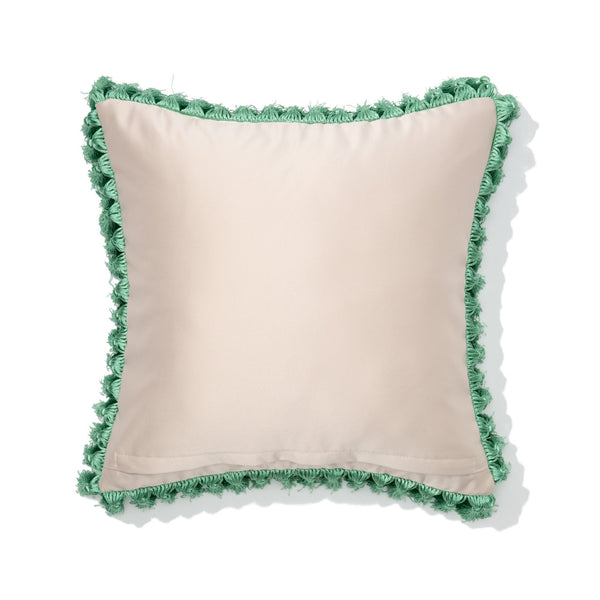 CHARMEE CUSHION COVER SOLID Ivory (Francfranc by KEITA MARUYAMA)