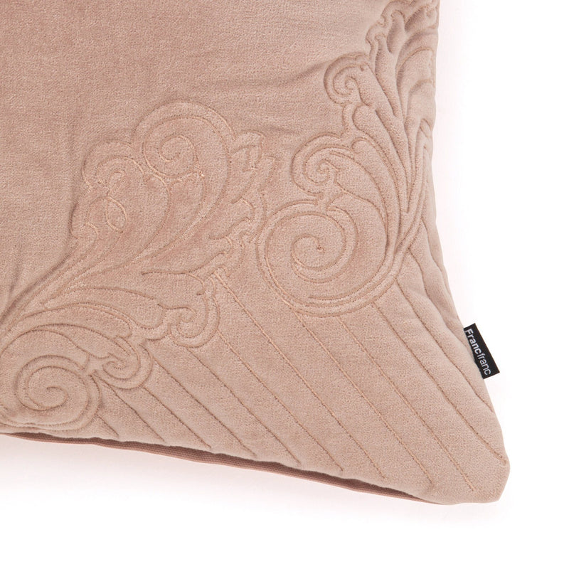EMB ORNAMENT A CUSHION COVER 45 LPK