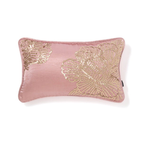 EMB FLOWER CUSHION COVER 25 PKXGD
