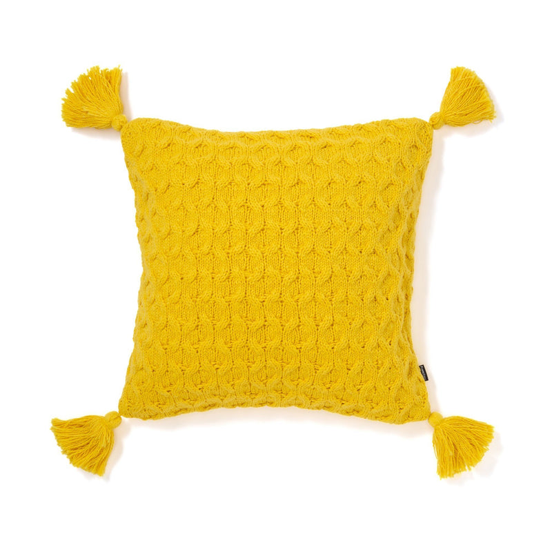 KNIT SOLID A CUSHION COVER 45 YE