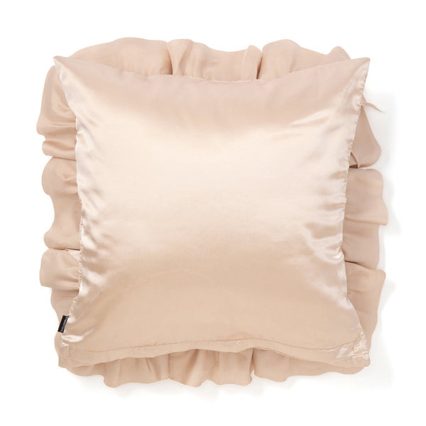 FRILL A CUSHION COVER 45 GD