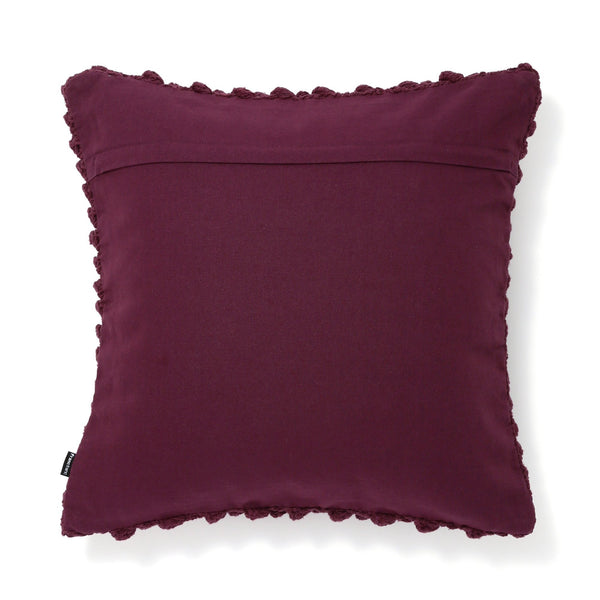 CROCGET SOLID CUSHION COVER 45 DPU
