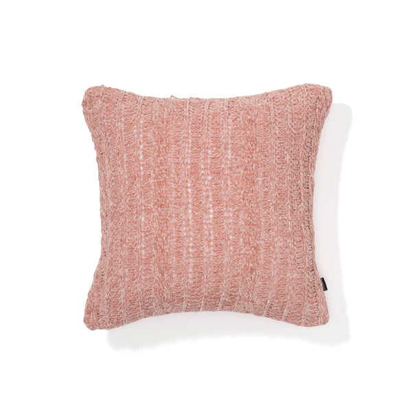 KNIT CABLE CUSHION COVER 45 PK