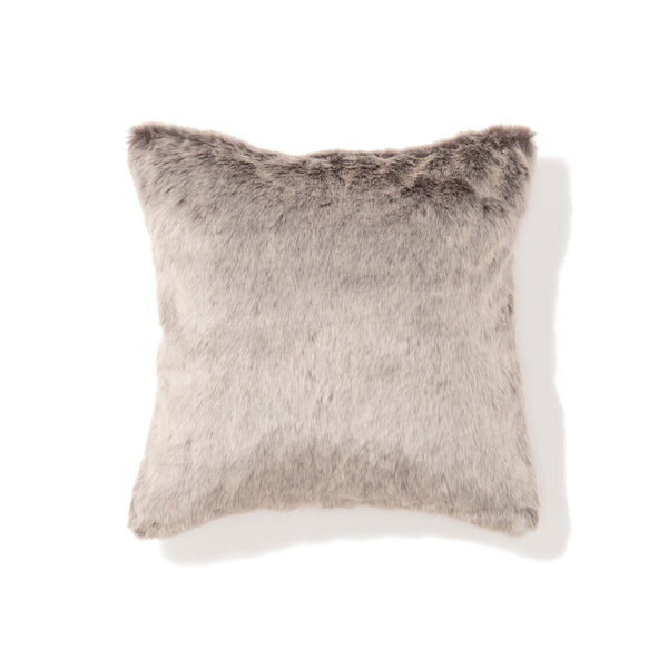 FUR F CUSHION COVER 45 GY