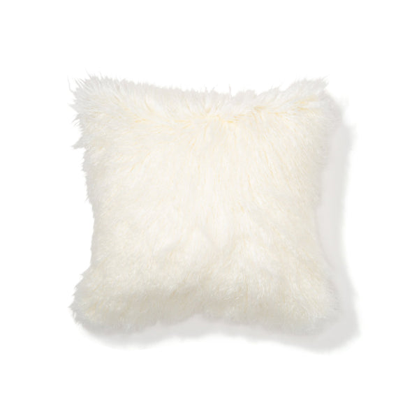 FUR I CUSHION COVER 45 WH