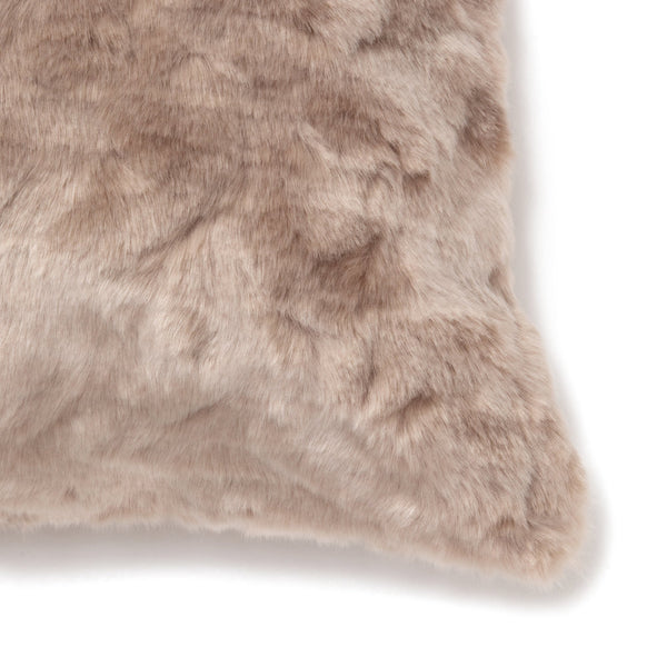 FUR J CUSHION COVER 45 BE